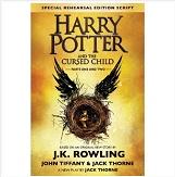 [해리포터 8탄/영국판] Harry potter and the Cursed Child 해리포터 저주받은 아이 (하드커버/대본집)