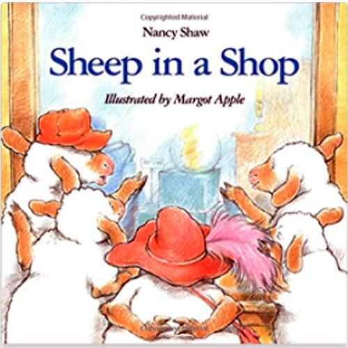 <span>[P]</span> Sheep in a Shop