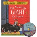 [PAC]노부영 Smartest Giant in Town, The (2016) (페이퍼백+CD)