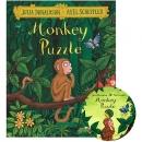 [PAC]노부영 Monkey Puzzle (원서+CD) (New)