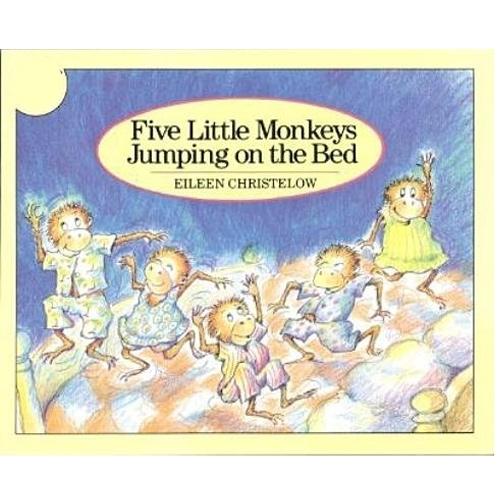 <span>[P]</span> Five Little Monkeys Jumping on the B...