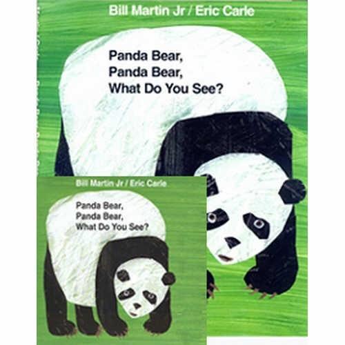 <span>[BAC]</span>노부영 Panda Bear, Panda Bear, What...