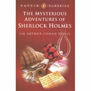 [P][Puffin]Mysterious Adventures of Sherlock Holmes, The (Puffin Classics )