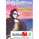 [P][A to Z #V]The Vampire's Vacation  / A to Z Mysteries