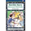 [P][Horrible Harry] Horrible Harry Moves up to Third Grade