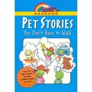 [Reading Rainbow] Pet Stories You Don't Have to Walk