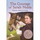 [P]뉴베리 Courage of Sarah Noble, The