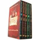 스파이더 위크가의 비밀 The Spiderwick Chronicles Boxed set (하드커버, 도서 5권)
