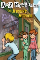 [P][A to Z #A]The Absent Author / A to Z Mysteries
