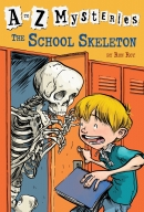 [P][A to Z #S]The School Skeleton  / A to Z Mysteries