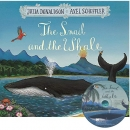 [PAC]노부영 Snail and the Whale, The  (페이퍼백+CD)
