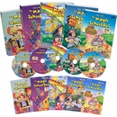 [DVD] The Magic School Bus 신기한 스쿨버스 1집 5편세트 (영한대본 5권 포함)