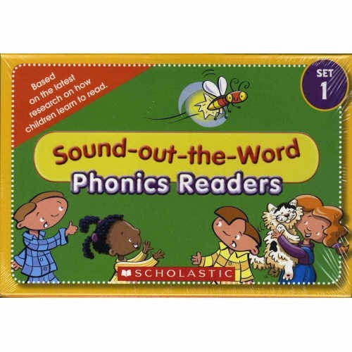 Sound-out-the-Word Phonics Readers 1(book 5권+workboo...