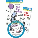 [PAC] Pre-Level 1. The Adventures of Otto: See Otto/See Pip Point (Book 2권 + CD 1장) [Ready to Read]
