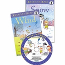 [PAC] Level 1. Weather - Snow/Wind (Book 2권 + CD 1장) [Ready to Read]