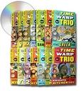 [PAC] The Time Warp Trio Full Set [Book 14권+CD14장]