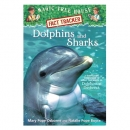 [P] [Magic Tree House Fact Tracker] #9 : Dolphins and Sharks