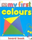 [B]DK My First Colours Board Book (UK판)