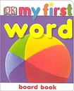 [B]DK My First Word Board Book (UK판)