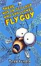 플라이가이 Fly Guy #4 : There Was An Old Lady Who Swallowed FLY GUY (하드커버)
