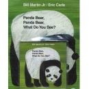 [PAC]노부영 Panda Bear, Panda Bear, What Do You See? (원서 & CD)