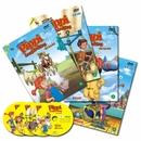 [DVD]1집: 코믹 Pippi Long Stocking 삐삐 롱스타킹 애니매이션(Disc 4장)