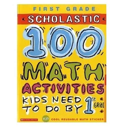 <span>[P]</span>1st Grade 100 Math Kids Need To Read
