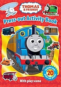 Press-out Activity Book (Paperback, 영국판)