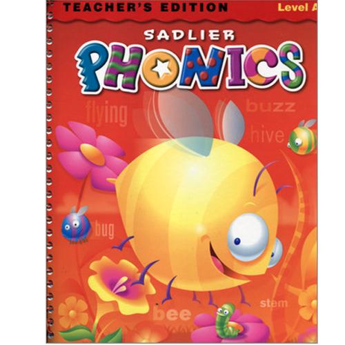 <span>[P]</span>New OXFORD Sadlier Phonics Level A (T...