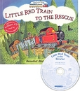 [PAC]Little Red Train to The Reacue (페이퍼백+CD)