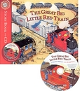 [PAC]The Great Big Little Red Train (페이퍼백+CD)