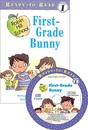 [PAC]Level 1. First Grade Bunny [Robin Hill School][Ready to Read]