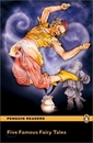 [PAC] Five Famous Fairy Tales   (Book & CD) [Penguin Readers Level 2]