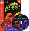 [PAC]The Space Ghosts (Book+CD)[Astrosaurs]
