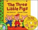 [PAC]The Three Little Pigs (Book+CD)[Lift-the-Flap Fairy Tale]
