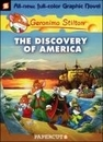 [P]#01 : The Discovery of America [Geronimo Graphic Novel]