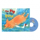Pictory Set 1-19 / Pig in the Pond