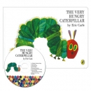 [BAC] 노부영 Very Hungry Caterpillar, The (Boardbook+CD) (New)