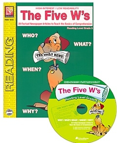 <span>[PAC]</span> <span>[REM]</span> The Five W's. R...