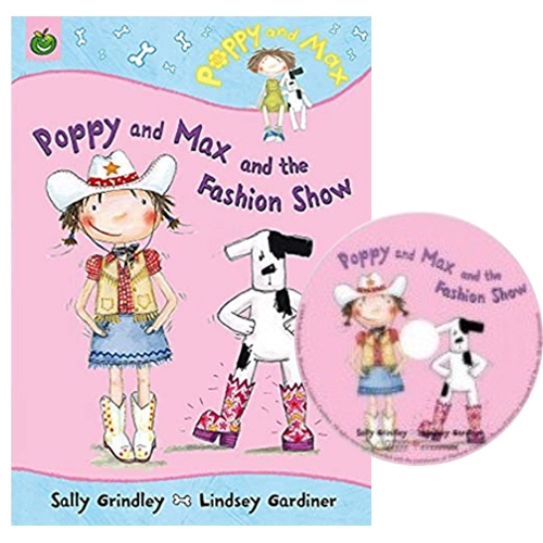 [PAC]Poppy and Max and the Fashion Show(Paperback+CD)