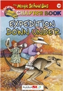 [P]#10 The Magic School Bus Science Chapter Book : Expedition Down Under
