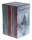나니아 연대기 The Chronicles of Narnia #1~7권 (페이퍼백)