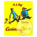 [PAC] 베오영 Curious George (Paperback+CD)
