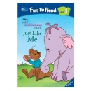 [PAC]Fun to Read 1-01 Just Like Me [푸우] (페이퍼백+CD)[Disney]