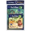 [PAC]Fun to Read 1-02 Bug Stew![라이온킹] (페이퍼백+CD)[Disney]