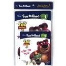 [PAC]Fun to Read 1-03 Toy to Toy[토이스토리3] (페이퍼백+CD)[Disney]