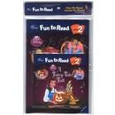 [PAC]Fun to Read 2-12 Fairy-Tale Fall, A[공주들] (페이퍼백+CD)[Disney]