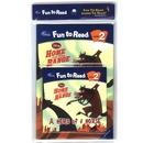[PAC]Fun to Read 2-01 Hero of a Horse, A[카우삼총사] (페이퍼백+CD)[Disney]