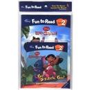[PAC]Fun to Read 2-13 Go, Stitch, Go![릴로와 스티치] (페이퍼백+CD)[Disney]