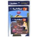 [PAC]Fun to Read 2-05 Surprise for a Princess[잠자는 숲속의 공주] (페이퍼백+CD)[Disney]